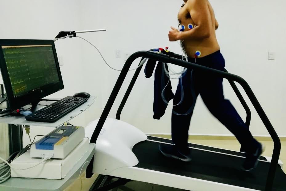 angina de pecho prueba de esfuerzo